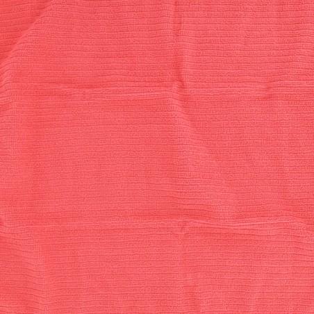 Zoom sur la serviette microfibre