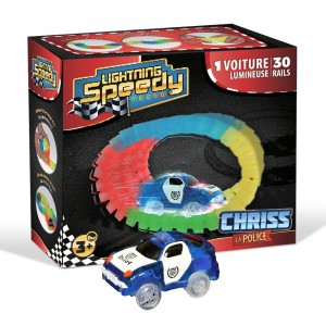 Lightning Speedy Voiture de...