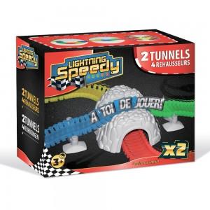 LIGHTNING SPEEDY 2 tunnels...