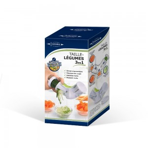 Taille-légumes TRIO
