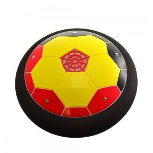 Ballon de foot aéroglisseur...