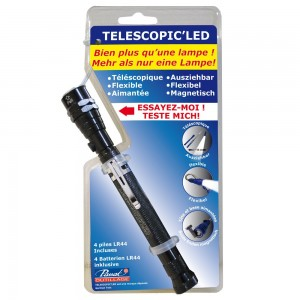 Télescopic'LED