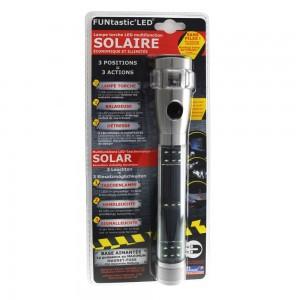 Lampe torche solaire...