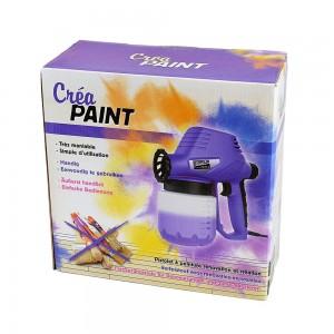 Pistolet à peinture Créa Paint