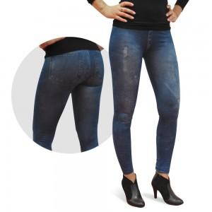 Jegging Aminicissant Skinny...