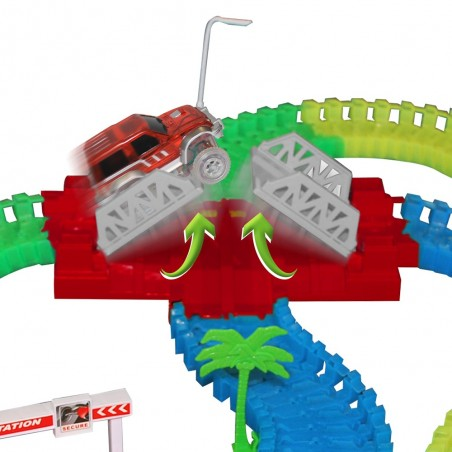 Pont automatique Lightning Speedy