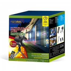 Projecteur LED Nightstars