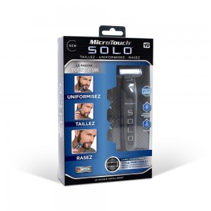 Rasoir polyvalent MicroTouch Solo