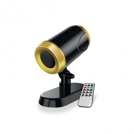 Enceinte Bluetooth 20 W projecteur de lumière