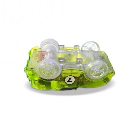 Dessous de la voiture Lightning Speedy avec crochets pour le looping