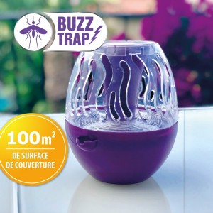 Piège à insectes BUZZTRAP