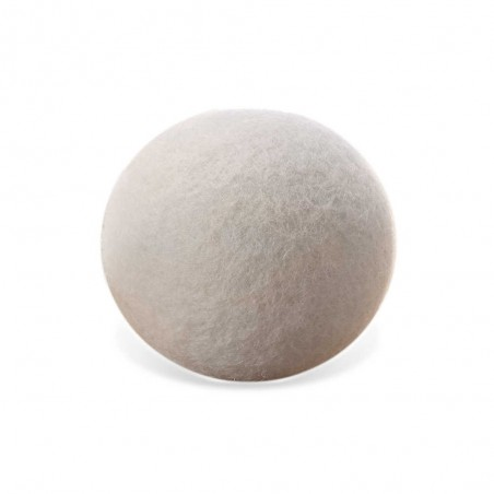 Balle en laine pour sécher le linge