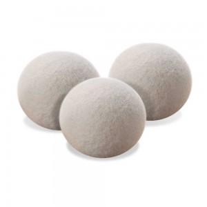 Balles de séchage en laine