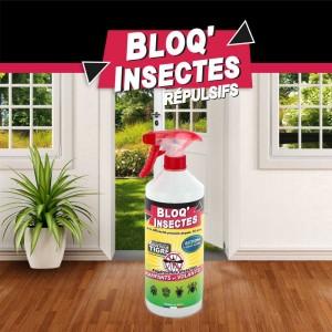 Spray anti-insectes BLOQ'INSECTES