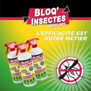 Insecticides en bidons de 3x1 L