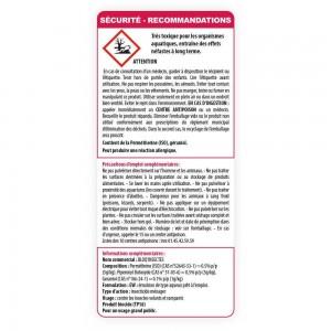 Consignes de sécurité BLOQ'INSECTES