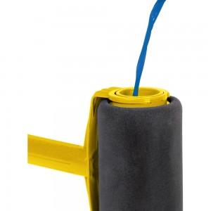 Rouleau avec réservoir intégré