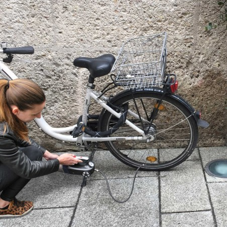 Gonfleur pour vélo AUTOVAC