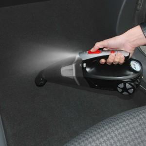 Aspirateur avec lampe LED AUTOVAC