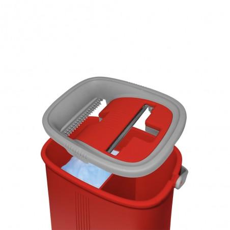 Système Clean & Dry du balai SMART MOP COMPACT