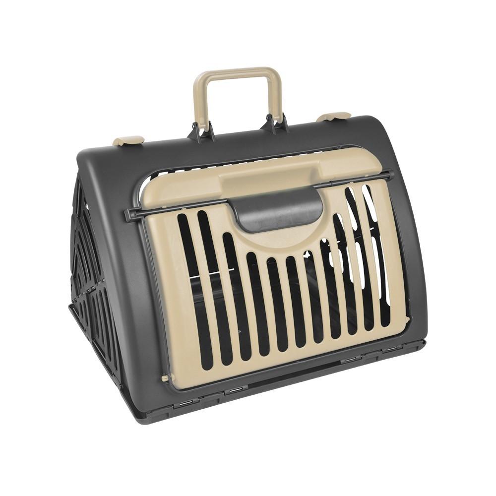 Cage de transport pour chats et chiens