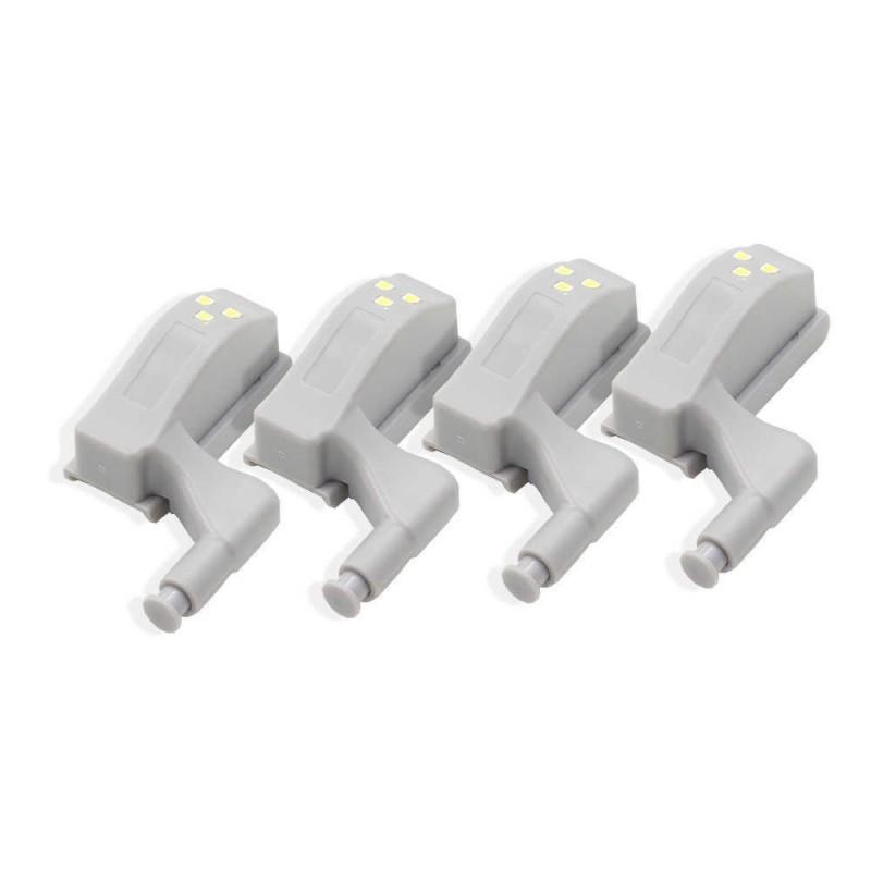 4 éclairages LED ASTULIGHT