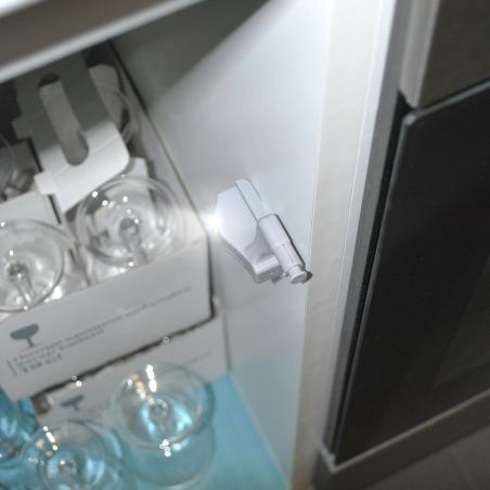 LED pour armoire de maison