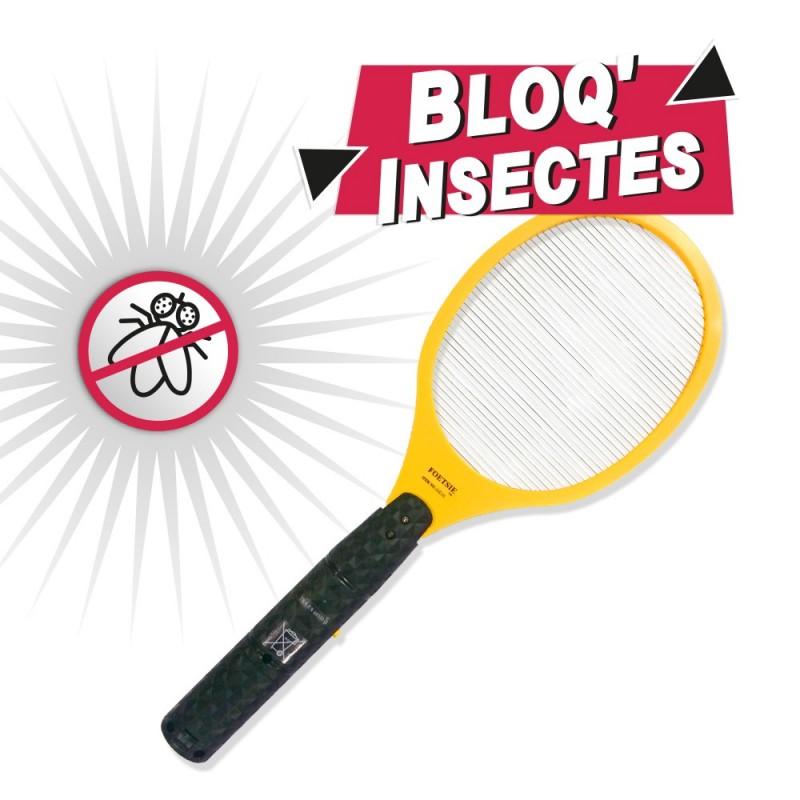 Raquette BLOQ'INSECTES