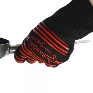 Gant de cuisson anti-chaleur