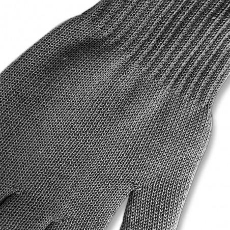 Gant doublé en coton et avec fibres aramides.