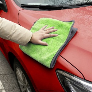 Microfibre XXL pour entretien de la voiture