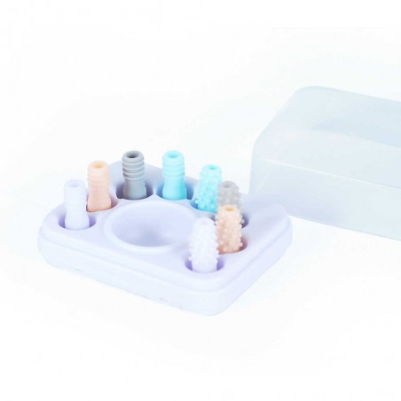 Embouts pour le Micro Ear Cleaner