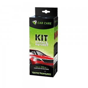 Kit efface-rayures CAR-CARE