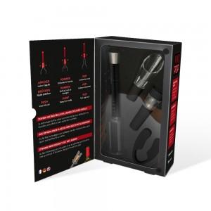 Boîte coffret VINO POP avec accessoires