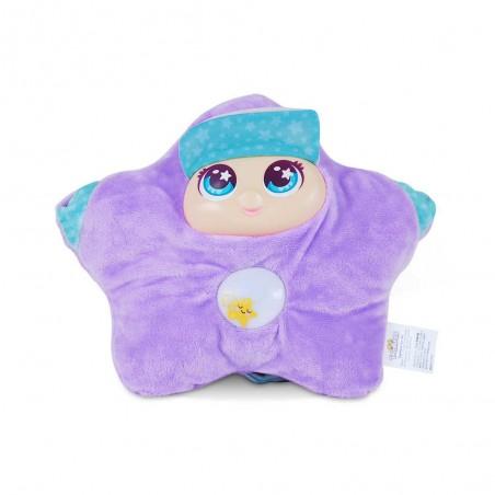 Réveil Shinee pour enfants violet