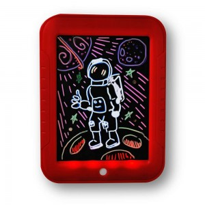 Tablette lumineuse pour dessiner