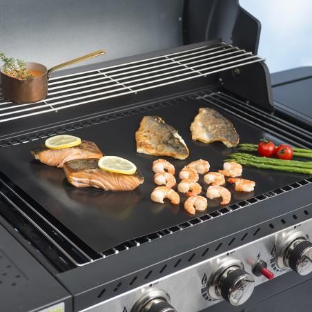 Feuille de cuisson pour le barbecue