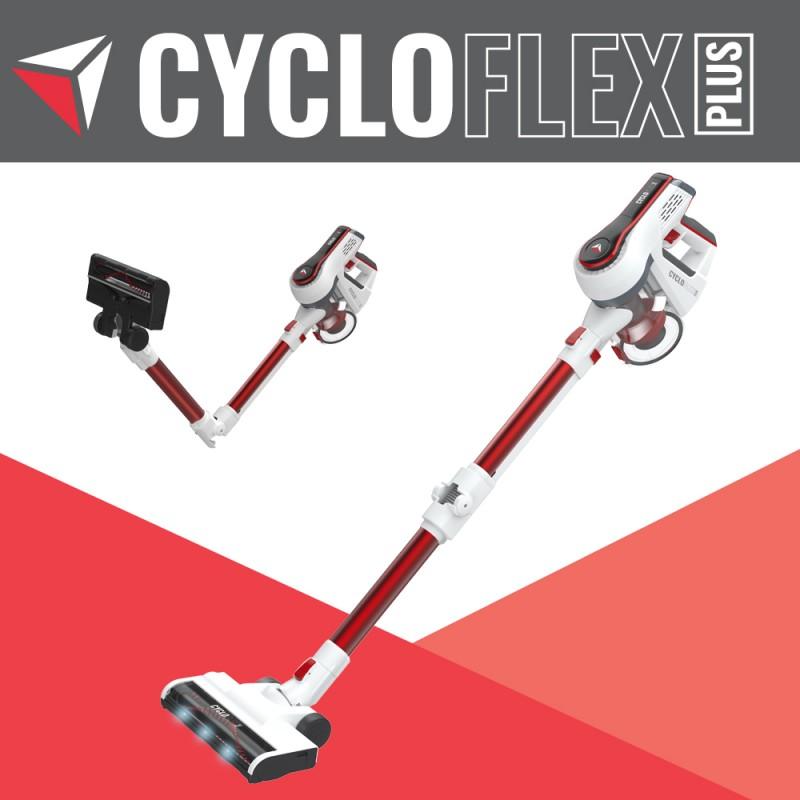 Aspirateur-balai Cycloflex Plus