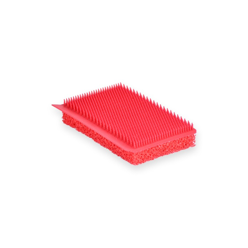 Eponge en silicone Silic'o sponge 3-en-1