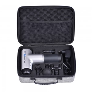 Malette de transport du pistolet de massage Pure FX nouvelle version par Active Hero